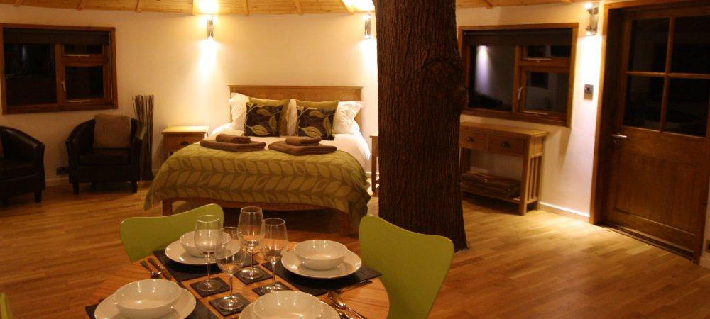 Sussex Luxury Tree Houses