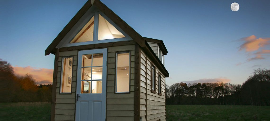 Tiny Houses on Wheels – A Practical Solution?