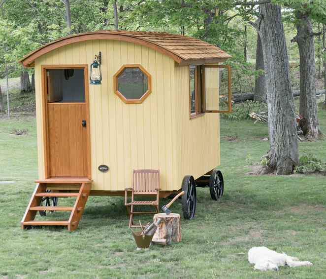 Tiny Houses On Wheels A Practical Solution SPB