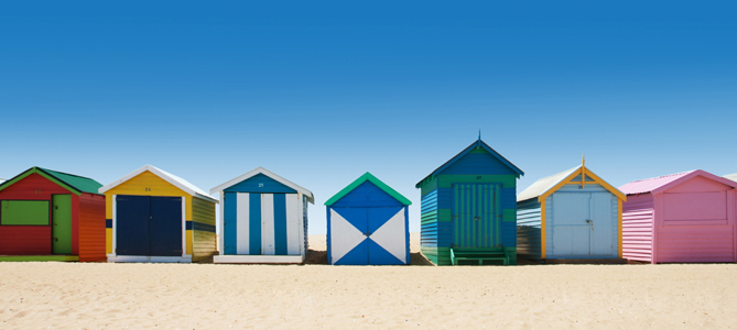 Rent A Beach Hut For The Weekend Uk