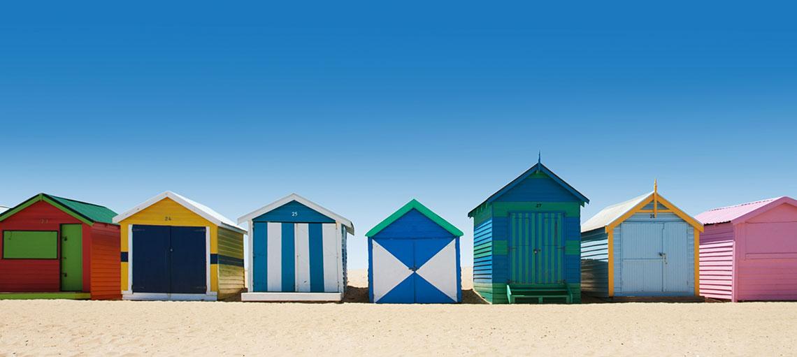 Luxury Beach Huts Uk