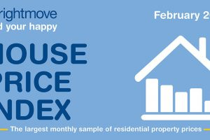 Rightmove House Price Index – February 2016