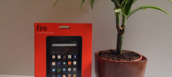 Win An Amazon Fire Kindle 7″ Tablet!