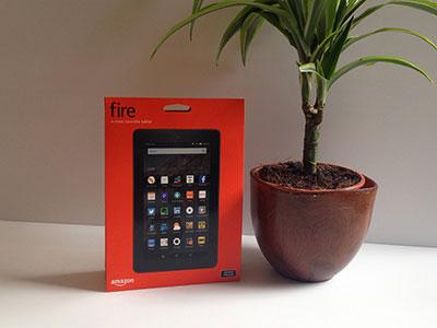 Amazon Fire Kindle Plant