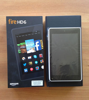 Amazon Kindle Fire HD6 Tablet