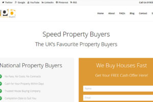 New Look Speed Property Buyers Website Means We're Even Faster