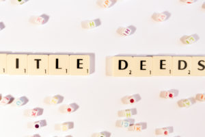 What Are Title Deeds?