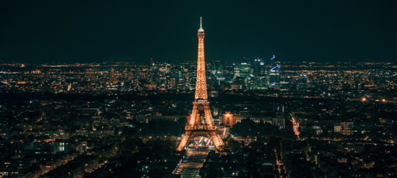 Eiffel Tower and Paris